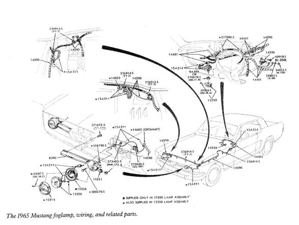 64 mustang exhaust diagram  64  free engine image for user